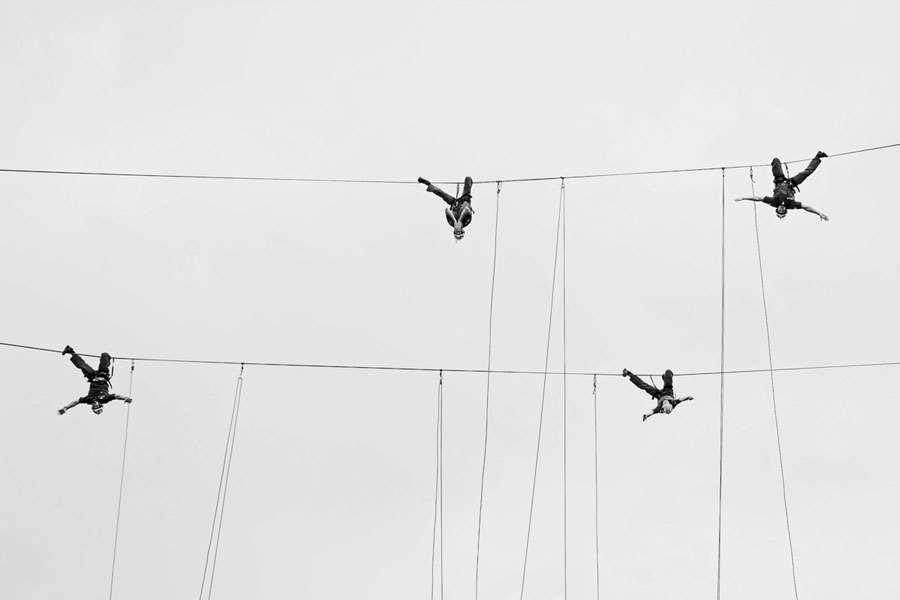 Fotografia impressa: Ao som dos bombeiros IV | Geisa Brandt